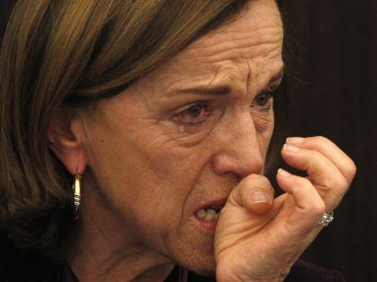 il ministro welfare elsa fornero lacrime